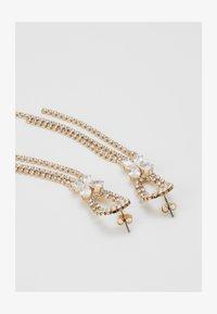 ONLY - ONLDROPSTONE EARRINGS - Orecchini - gold-coloured - 1