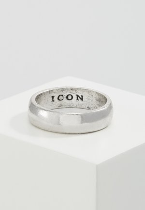 ICON BAND - Anello - silver-coloured