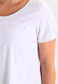 Zizzi - MMARRAKESH DRESS - Vestido informal - white - 3