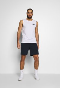 Jack & Jones Performance - JJIZPOLYESTER SHORT - Sports shorts - sky captain - 1