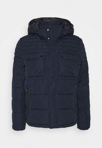 LANGARM - Winter jacket - dark blue