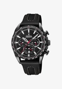 Festina - Chronograph watch - black - 0