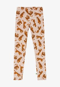 Fred's World by GREEN COTTON - TIGER  - Legging - rose - 3