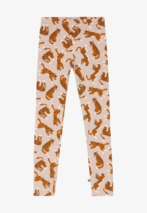 TIGER  - Leggings - Trousers - rose