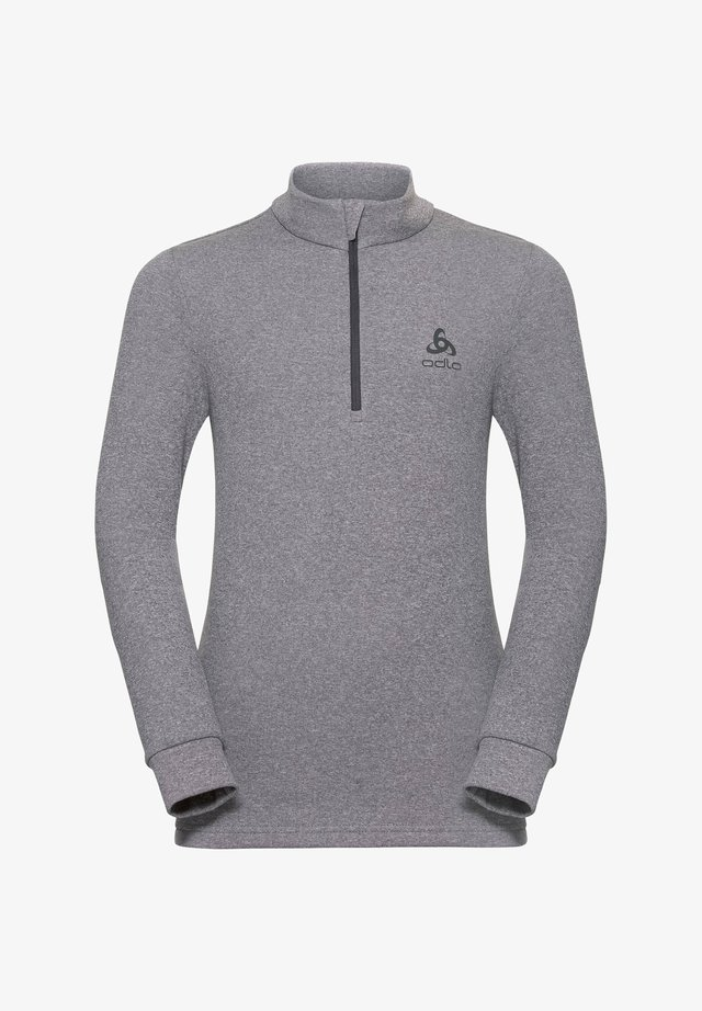 CARVE  - Fleece jumper - grey