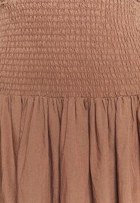 ARKET - A-line skirt - light brown - 2