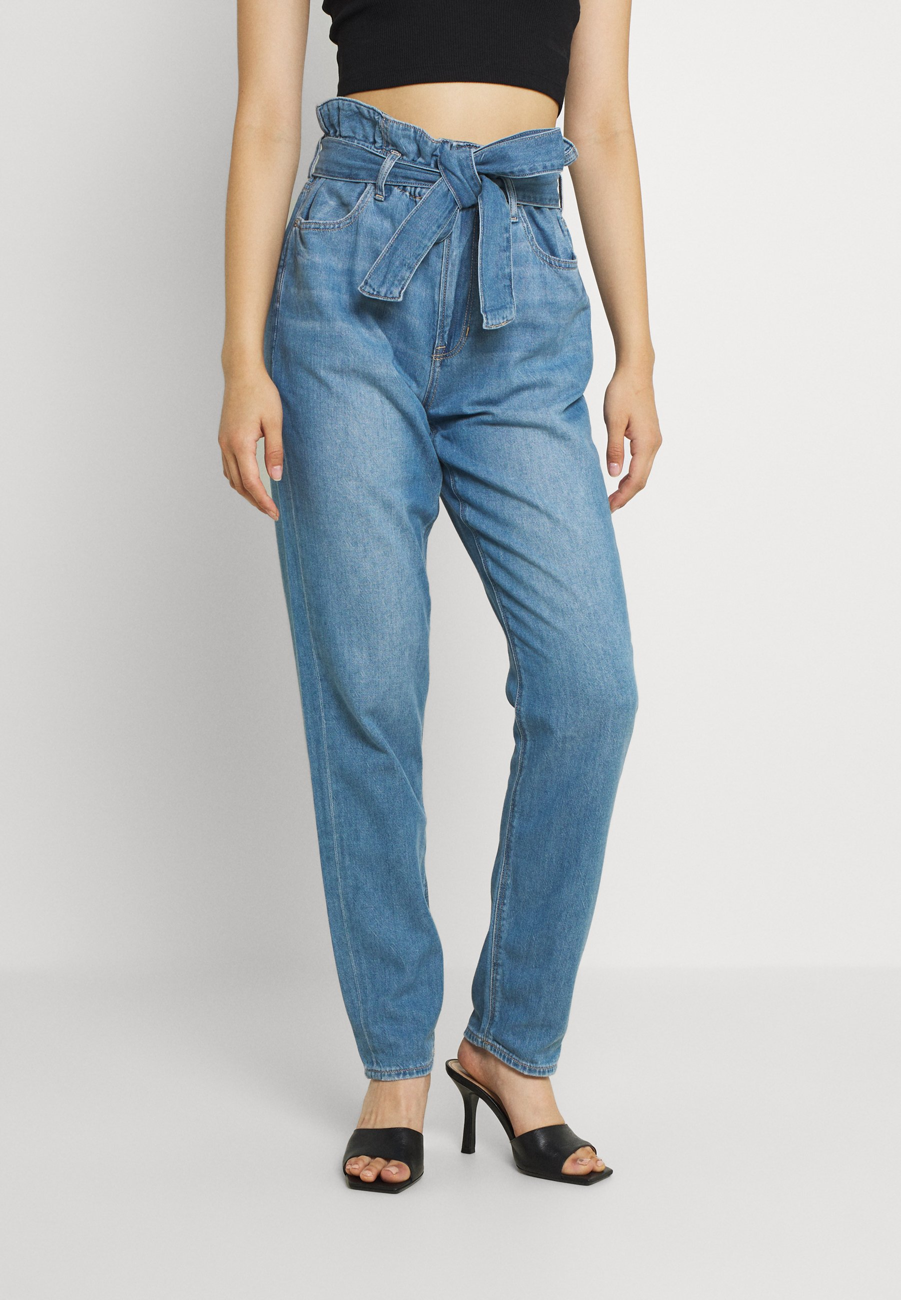 Damer HIGHEST RISE MOM - Jeans Relaxed Fit