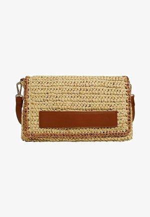 CRAFT-I - Handbag - beige