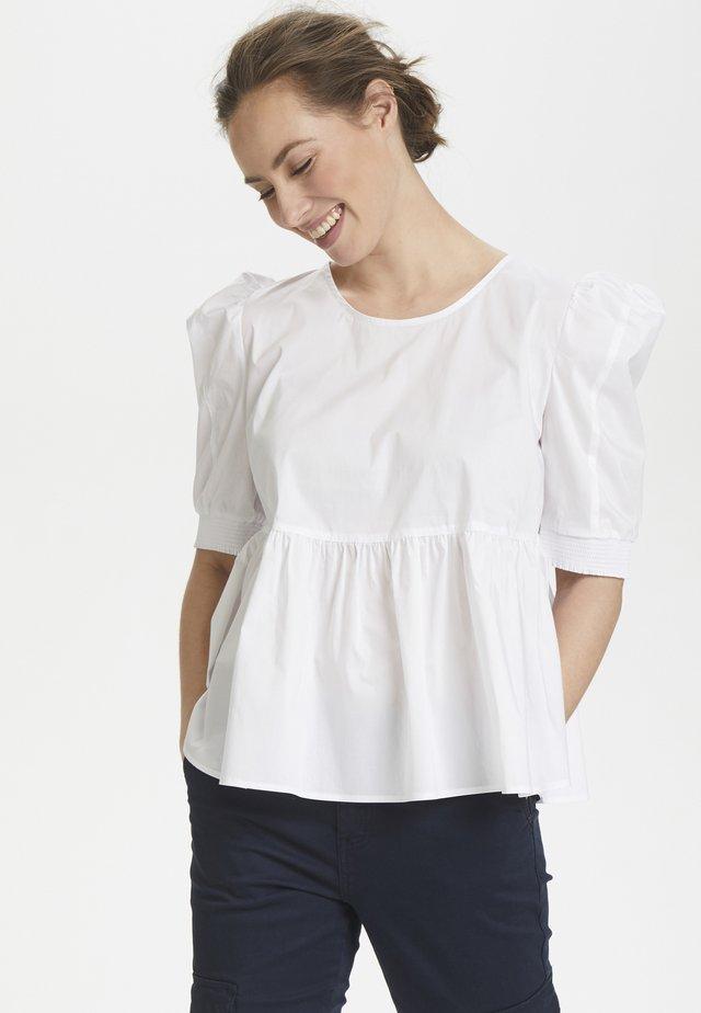 CUMASHA - Camicetta - bright white