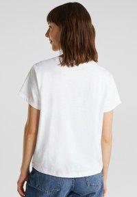 edc by Esprit - T-shirt basic - white - 2