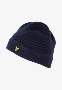Lyle & Scott - RACKED BEANIE - Beanie - new navy - 1