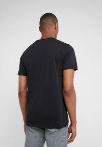 BOSS - TRUST - Basic T-shirt - black - 2