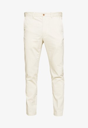 GOLF PANT ATHLETIC - Kangashousut - basic sand