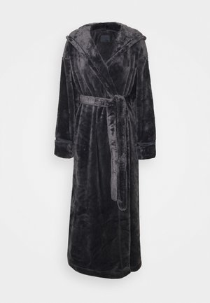 ROSIE LUXURY GOWN - Dressing gown - charcoal