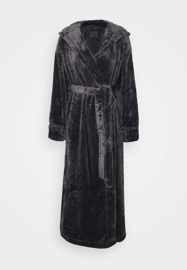 ROSIE LUXURY GOWN - Peignoir - charcoal