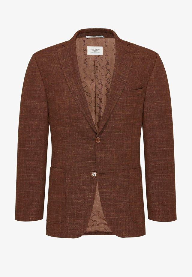TEDRICK-G SV - Suit jacket - braun