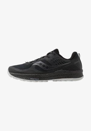 XODUS - Trail running shoes - black