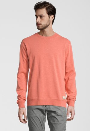 Sweater - terracotta