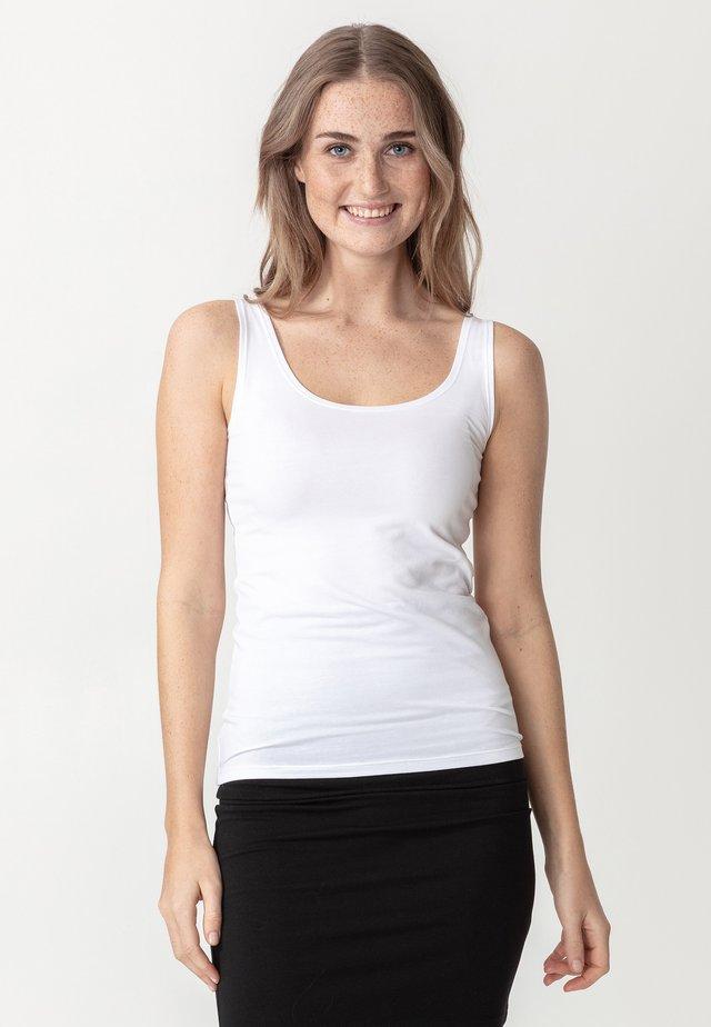 LEA - Top - white