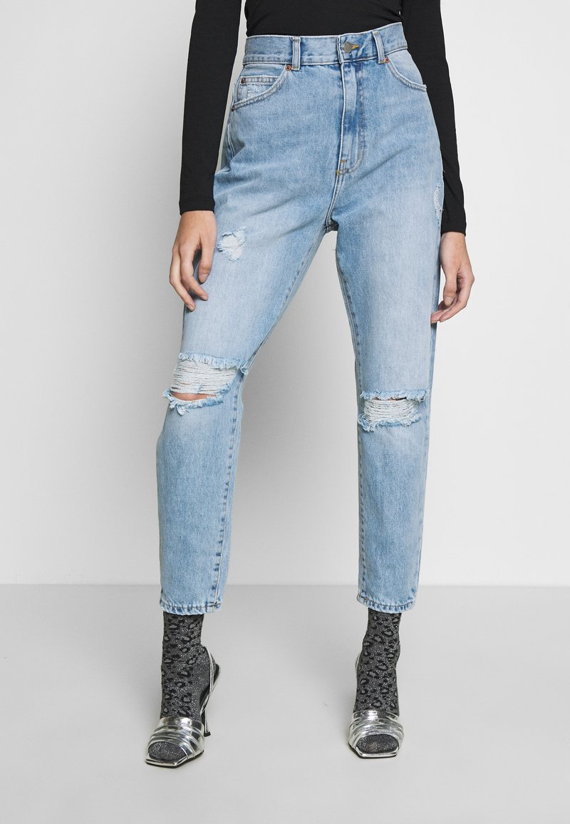 Dr.Denim Petite - NORA PETITE - Jeans relaxed fit - blue