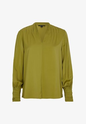 Long sleeved top - spring green