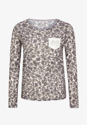 Jumper - light grey leo