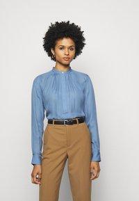 Polo Ralph Lauren - IDA LONG SLEEVE - Blouse - lake blue - 0