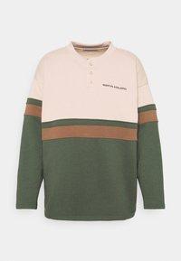 Martin Asbjørn - SAMUEL CREWNECK  - Sweatshirt - color block - 4