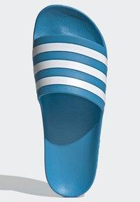 adidas Originals - ADILETTE AQUA SWIM - Kapcie - blue - 1