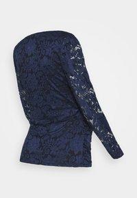 9Fashion - PIAS - Bluzka z długim rękawem - dark blue - 1