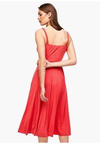 s.Oliver BLACK LABEL - Maxi dress - popsicle pink - 2