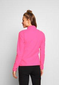 The North Face - GLACIER ZIP MONTEREY - Sweat polaire - mr pink - 2