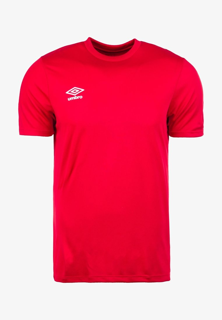 Umbro - CLUB SS - Basic T-shirt - red