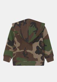 Polo Ralph Lauren - HOOD - Zip-up hoodie - green - 1