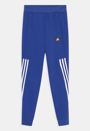UNISEX - Pantalones deportivos - bold blue/white