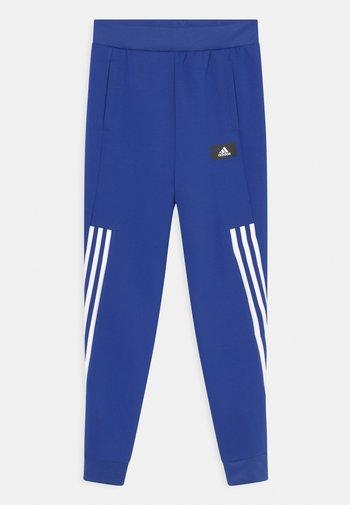UNISEX - Pantaloni sportivi - bold blue/white