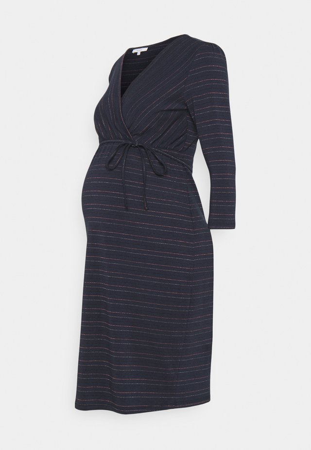 DRESS NURSING - Jersey dress - night sky