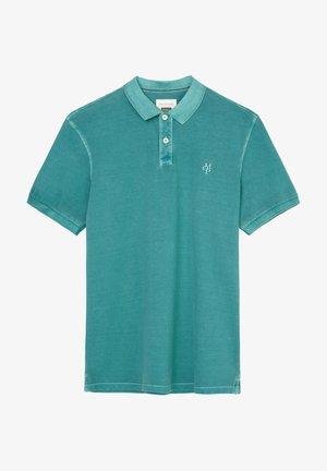 Polo shirt - alpine teal