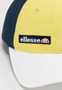 Ellesse - LITTO - Cap - yellow - 6