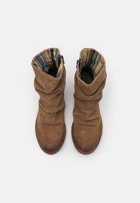 Felmini - CLASH - Cowboy/biker ankle boot - marvin stone - 5