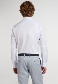 Eterna - SLIM  FIT COVER SHIRT BLICKDICHT - Formal shirt - weiß - 1
