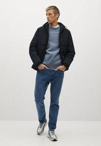 Mango - TARGET-I - Winter jacket - dunkles marineblau - 1