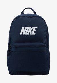 Nike Sportswear - HERITAGE  - Rucksack - obsidian/white - 6