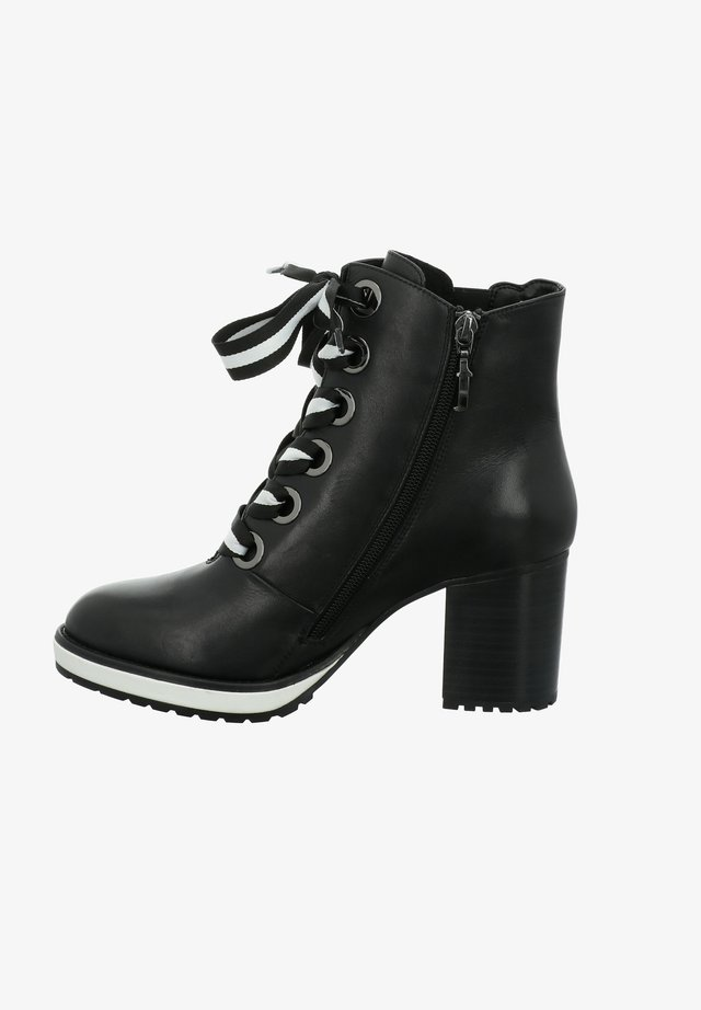 MAURITIUS  - Lace-up ankle boots - schwarz