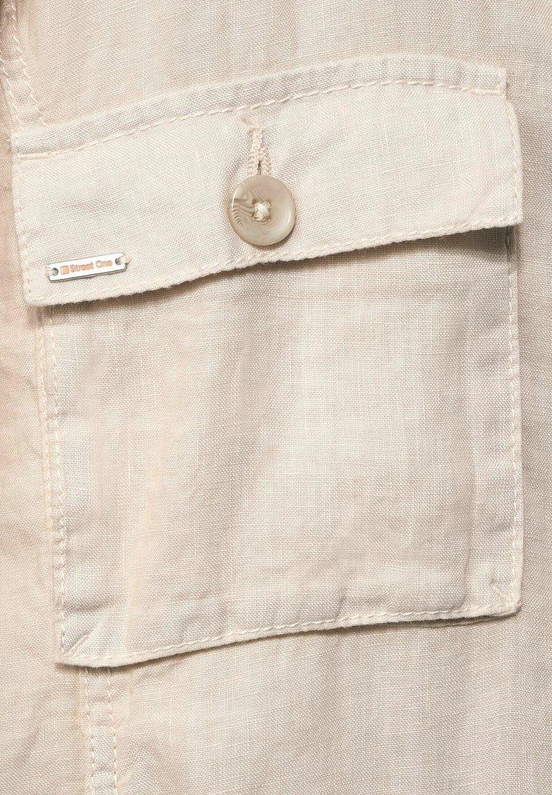 Street One - Summer jacket - braun