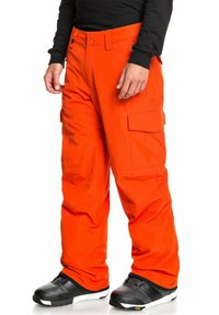 Quiksilver - PORTER - Snow pants - pureed pumpkin - 2