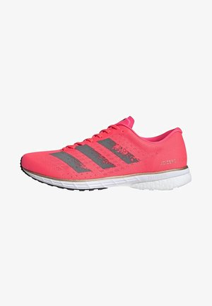 ADIZERO ADIOS 5 SHOES - Zapatillas de running neutras - pink