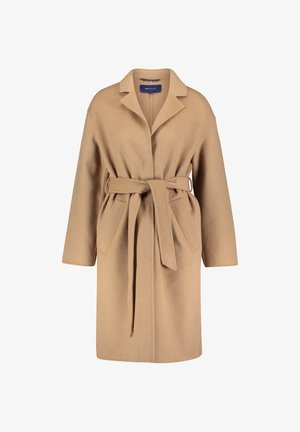 Classic coat - taupe (23)