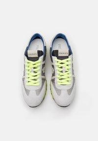 Premiata - LUCY - Trainers - grey/neon - 3