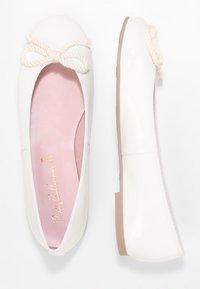 Pretty Ballerinas - SHADE - Ballet pumps - blanco - 2
